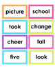 2nd Grade Wonders High Frequency Word Cards - Unit 2