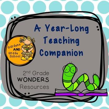 Wonders 2nd Grade Mega Resource Pack