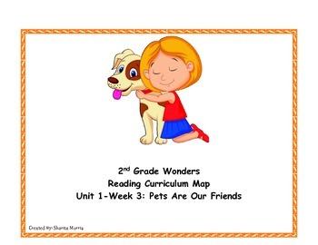 2nd Grade Wonders Reading Curriculum Map Unit 1-Week 3