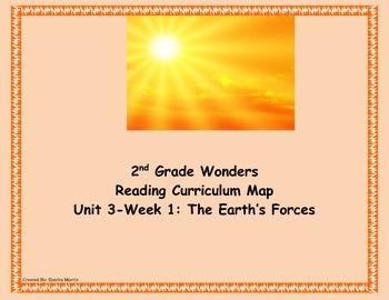 2nd Grade Wonders Reading Curriculum Map Unit 3-Week 1