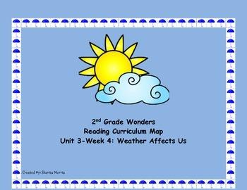 2nd Grade Wonders Reading Curriculum Map Unit 3-Week 4