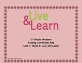 2nd Grade Wonders Reading Curriculum Map Unit 3-Week 6