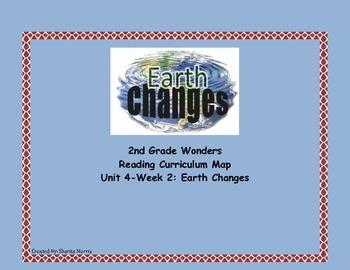 2nd Grade Wonders Reading Curriculum Map Unit 4-Week 2