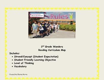 2nd Grade Wonders Reading Curriculum Map Unit5-Week 5