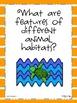 2nd Grade Wonders Reading ~ Unit 2 Week 3 ~ Animal Habitats