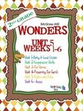 2nd Grade Wonders (2014) Reading ~  Unit 5 Bundle