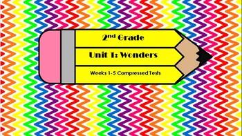 2nd Grade Wonders Unit 1 Compressed Test