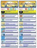 2nd Grade Wonders (Unit 1) Spelling List- Spelling City Websites