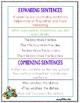2nd Grade Wonders Unit 1 Week 5 Grammar Charts and Assessments