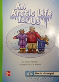 2nd Grade Wonders Unit 2 Week 1 Beyond Response - An Arctic Life for Us