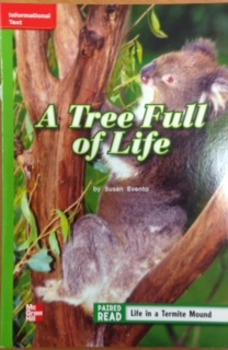2nd Grade Wonders Unit 2 Week 3 Beyond Response - A Tree Full of Life