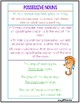 2nd Grade Wonders Unit 2 Week 5 Grammar Charts and Assessments