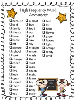 2nd Grade Wonders ~ Unit 2 Week 6 ~ Review and Assess