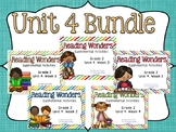 2nd Grade Wonders Unit 4 BUNDLE