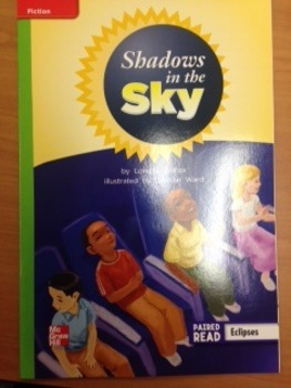 2nd Grade Wonders Unit 3 Week 2 Beyond Level Reader Shadows in the Sky Response