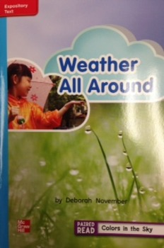 2nd Grade Wonders Unit 3 Week 4 On Level Response- Weather