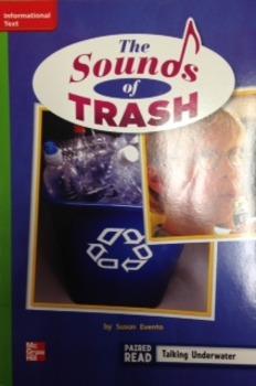 2nd Grade Wonders Unit 3 Week 5 Beyond Response- The Sounds of Trash