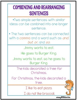 2nd Grade Wonders Unit 3 Week 5 Grammar Charts and Assessments
