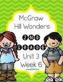 2nd Grade Wonders Unit 3 Week 6 Assessments