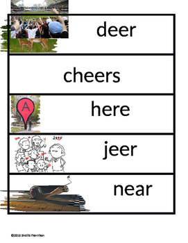 2nd Grade Wonders Unit 4 Week 4 Spelling with picture