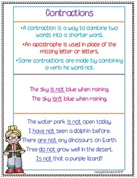 2nd Grade Wonders Unit 4 Week 5 Grammar Charts and Assessments