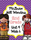 2nd Grade Wonders Unit 4 Week 6 Assessments