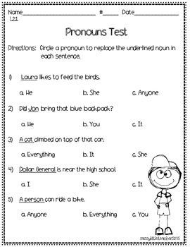2nd Grade Wonders Unit 5 Week 1 Grammar Charts and Assessments
