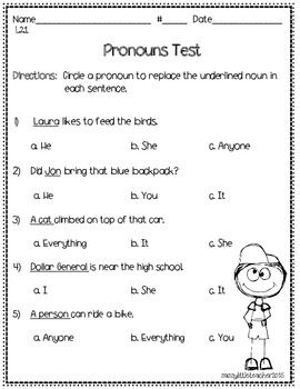2nd Grade Wonders Unit 5 Week 1 Grammar Charts and Assessments