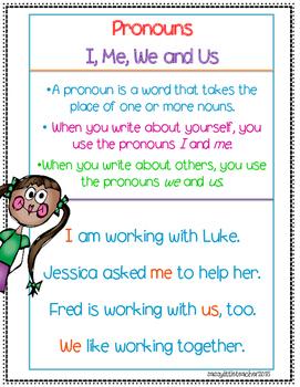 2nd Grade Wonders Unit 5 Week 2 Grammar Charts and Assessments