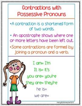 2nd Grade Wonders Unit 5 Week 4 Grammar Charts and Assessments