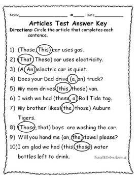 2nd Grade Wonders Unit 6 Week 2 Grammar Charts and Assessments
