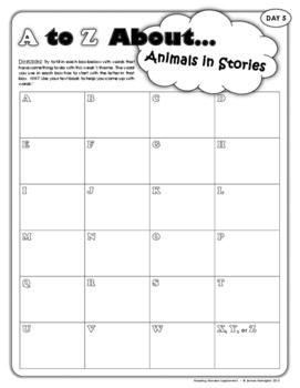2nd Grade Reading Wonders Weekly Interactive Journal - UNIT 2 BUNDLE