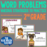 CGI Math Word Problems for 2nd Grade