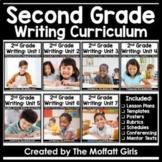 2nd Grade Writing Curriculum Bundle
