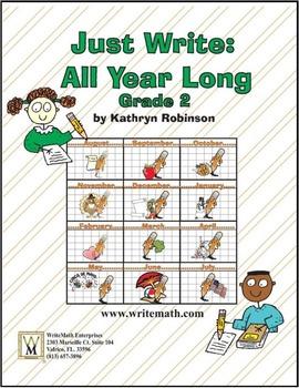 Second Grade Writing Curriculum - Daily Spelling, Grammar, Paragraph Development