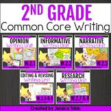 2nd Grade Writing Bundle- Common Core Writing Domain