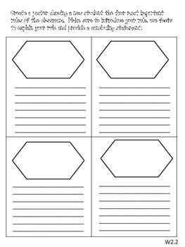 2nd Grade Writing Portfolio/Prompts