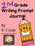 2nd Grade Writing Prompt Journal!