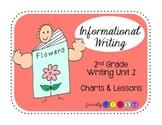 2nd Grade Writing Unit 2 Charts & Teaching Points