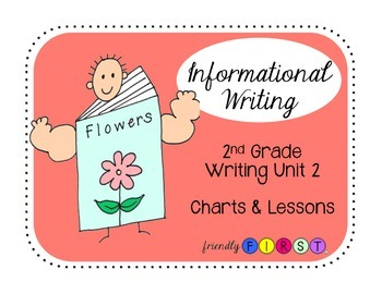2nd Grade Writing Unit 2 Charts & Teaching Points