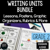 2nd Grade Writing Units BUNDLE