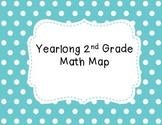 2nd Grade Yearlong Math Map