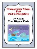 2nd Grade Yom Kippur Pack Color