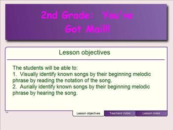 2nd Grade: You've Got Mail! (Reading d, r, m, s, l)