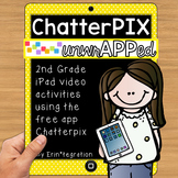 iPad Activities for Reading & Math using Chatterpix 2nd Grade