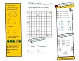 2nd Grade math Drills