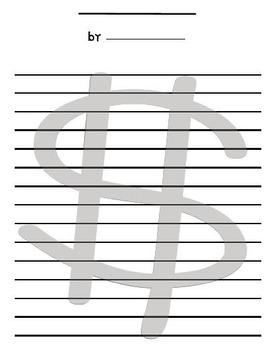 2nd Grade writing-Common Core aligned