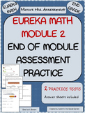 2nd GradeEureka Math End of Module 2 Assessment Practice o