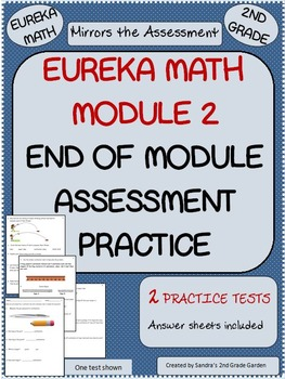 2nd GradeEureka Math End of Module 2 Assessment Practice o