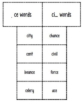 2nd Imagine It Decodable 22 and Word Sort